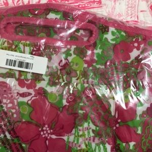 Lilly Pulitzer Bags - Lilly Pulitzer Beverage Bucket Cooler Beach Rose